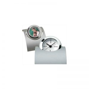 Desk Clock / Photo Frame