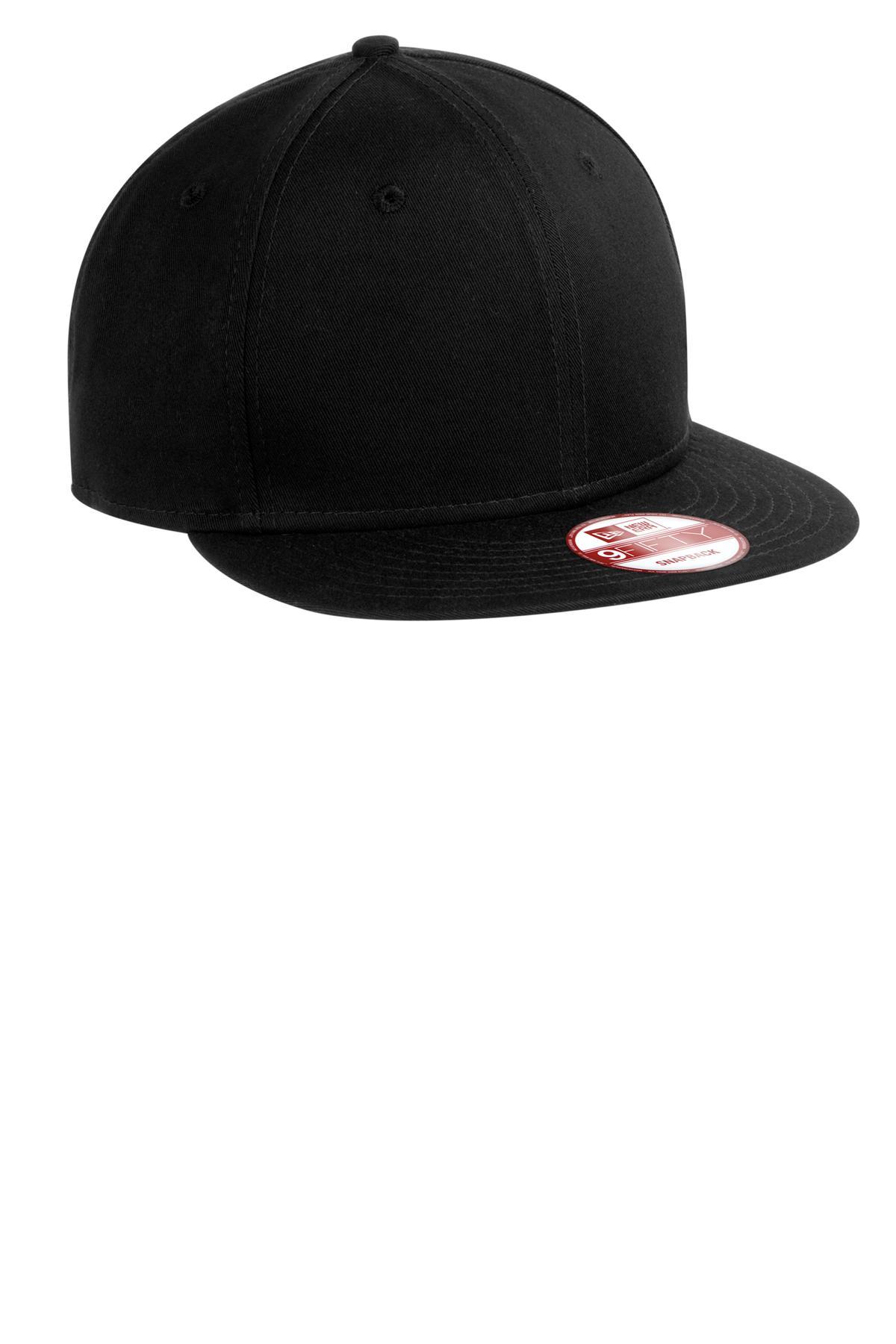 quality design 77423 ce9ce New Era ® – Flat Bill Snapback Cap. NE400