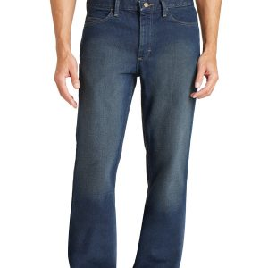 Bulwark ® EXCEL FR ® Men's Straight Fit Sanded Denim Jean. PEJM