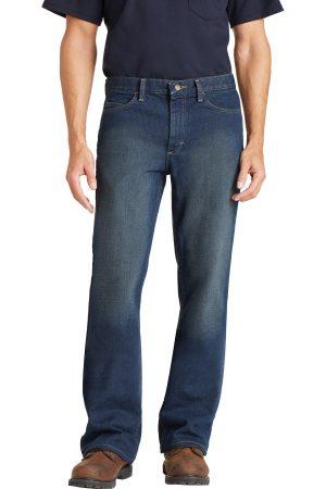 Bulwark ® EXCEL FR ® Men's Straight Fit Sanded Denim Jean. PEJM