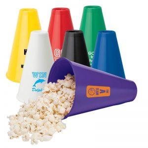 Megaphone / Popcorn Holder