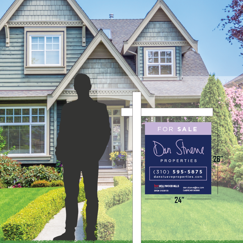 Yard and Site Signs